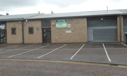 14 Market Industrial Estate, BRISTOL