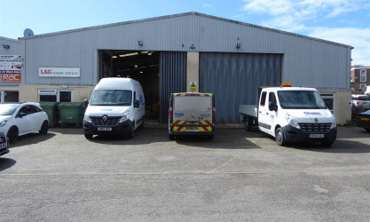 Unit 1 Tregoniggie Industrial Estate, FALMOUTH