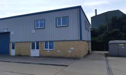 Unit 5, Chelworth Park Industrial Estate, SWINDON