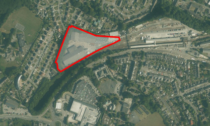 Site Adjacent To Truro Station, TRURO