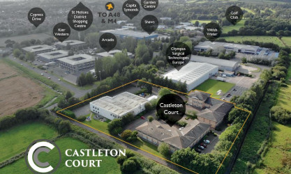 Castleton Court (St Mellons) - The Scheme, CARDIFF