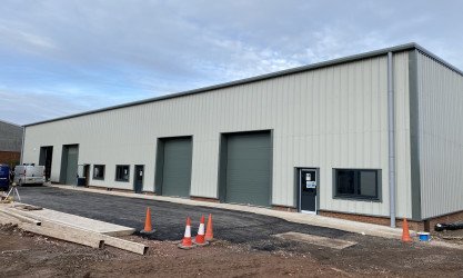 New Industrial Units, BRIDGWATER
