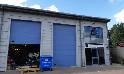 Unit 22 Salisbury Road Business Park, PEWSEY