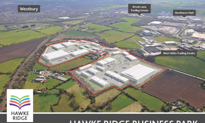 Hawke Ridge Business Park, WESTBURY