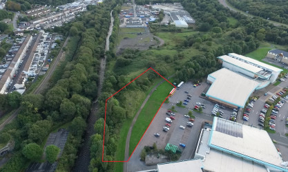 Land at Rhydycar Leisure Village, MERTHYR TYDFIL