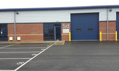 Unit 5d, Brydges Court, ANDOVER