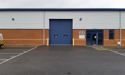 Unit 6b, Brydges Court, ANDOVER