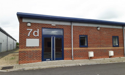 Unit 7d, Brydges Court, ANDOVER