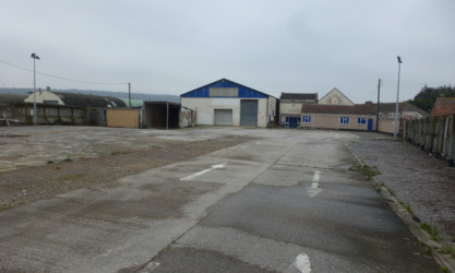 FORMER JEWSON YARD, WESTON-SUPER-MARE