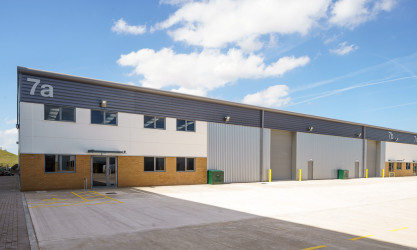 Unit 7A, Block 7 Phase 5 Access 18, AVONMOUTH