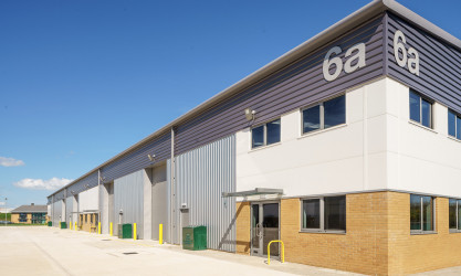 Unit 6A, Block 6 Phase 5 Access 18, AVONMOUTH