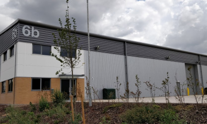 Unit 6B Access 18, AVONMOUTH