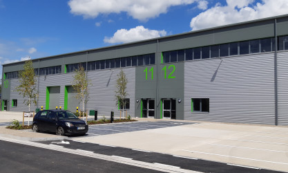 Unit 12, Warmley Business Park, BRISTOL