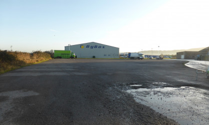 Plot 2A Westland Distribution Park, WESTON-SUPER-MARE