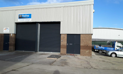 Unit 6, River Ray Industrial Estate, SWINDON