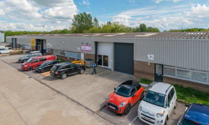 Unit 12, River Ray Industrial Estate, SWINDON