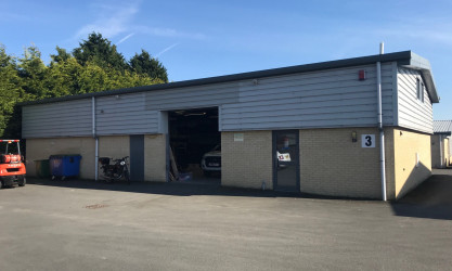 Unit 3 Duddage Manor Business Park, TEWKESBURY