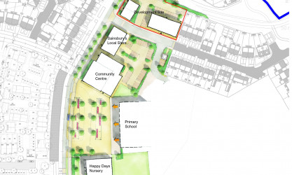 Lyde Green Development Site, BRISTOL
