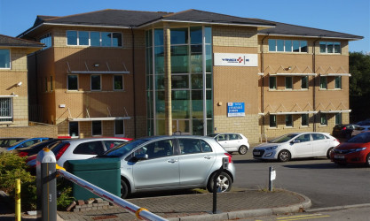 Unit E Office Village, CARDIFF