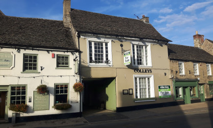 Colleys Restaurant, LECHLADE