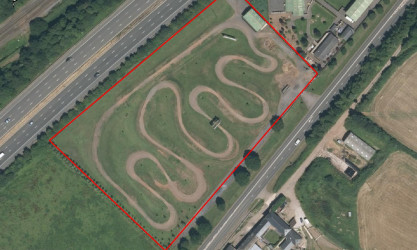 Land Adjacent to Quad World, CULLOMPTON