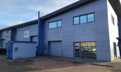 Unit 15, Ergo Business Park, SWINDON