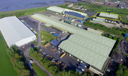 Unit F Severn Distribution Park, SHARPNESS