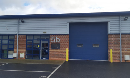 Unit 5b, Brydges Court, ANDOVER