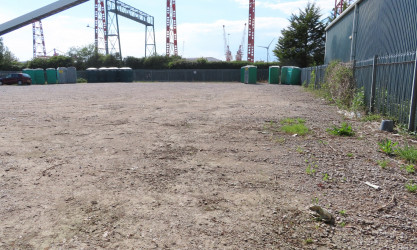 Land off St George's Industrial Estate, BRISTOL