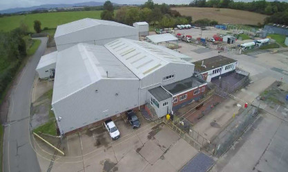 Former Countrywide Farmers Distribution Facility DCC1, WORCESTER