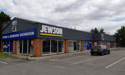 Former Jewson Premises, FROME