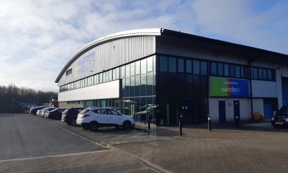 Offices at Swindon Bus Company Depot, SWINDON