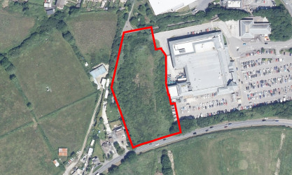 Land adjacent to Morrisons, NEWQUAY