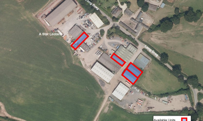 Kingsford Business Park, CULLOMPTON