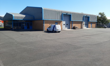 Unit 2 Bodmin Business Park, BODMIN