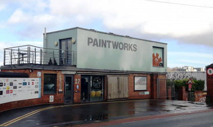Phase 1 The Paintworks, BRISTOL