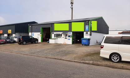 Ten Acres Industrial Estate, LISKEARD