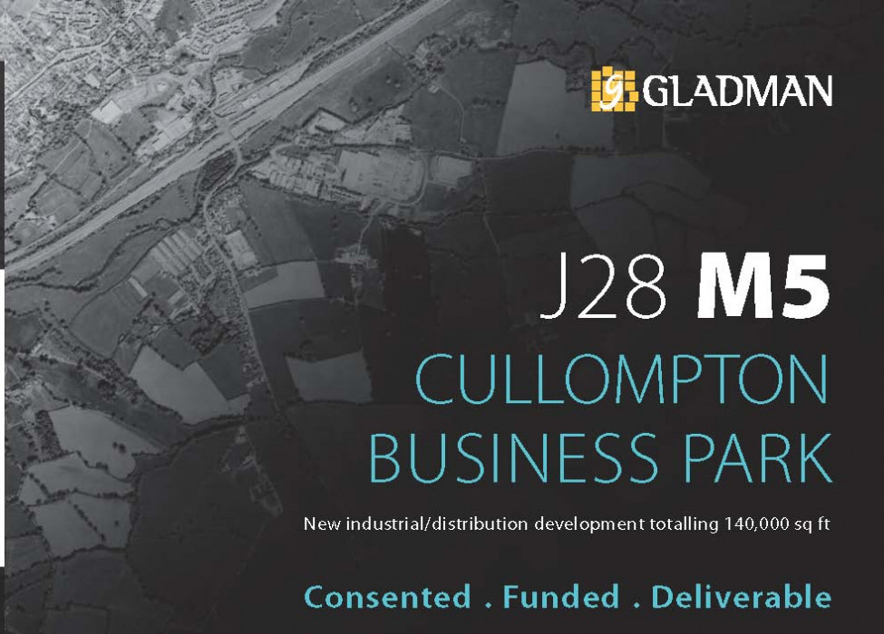 Cullompton Business Park, CULLOMPTON, EX15 1BS