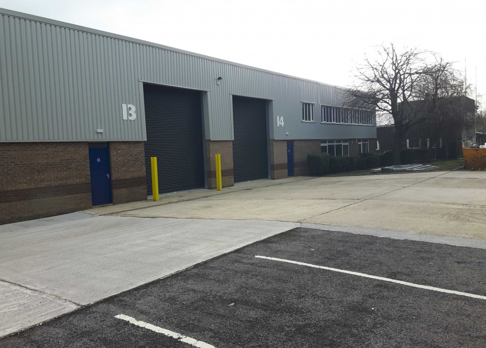 Units 13/14 River Ray Industrial Estate, SWINDON, SN2 2DJ