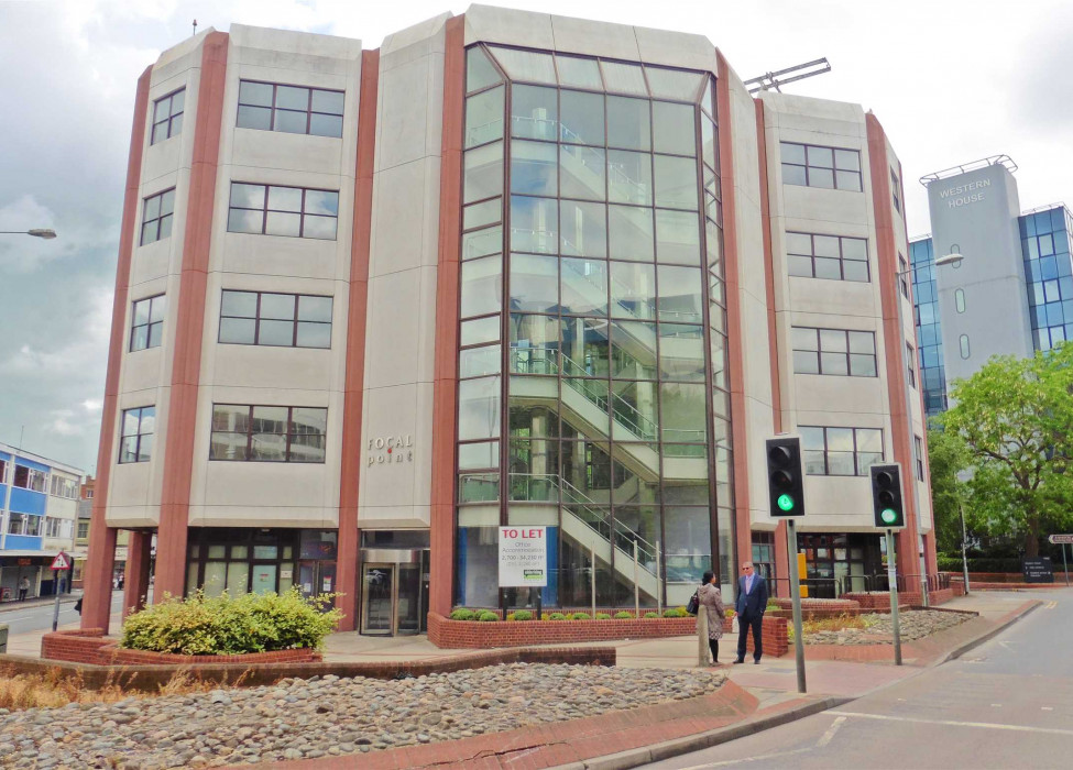 Focal Point - Serviced Offices, SWINDON, SN1 1RQ
