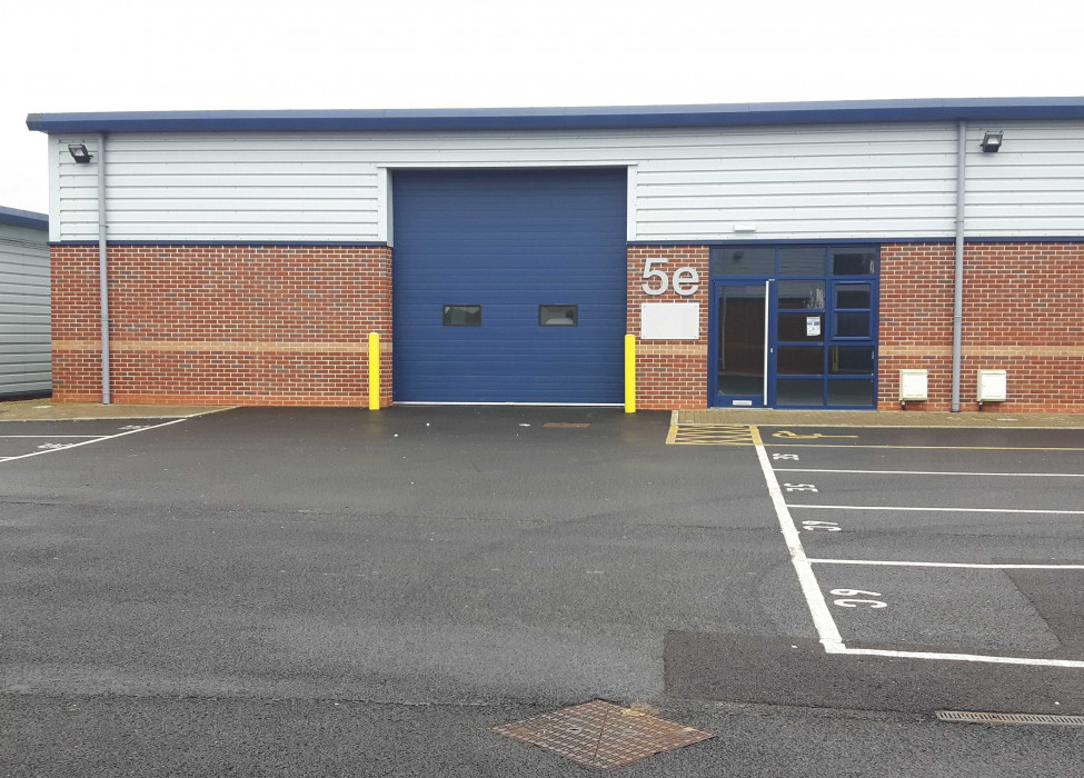 Unit 5e, Brydges Court, ANDOVER, SP11 9FT
