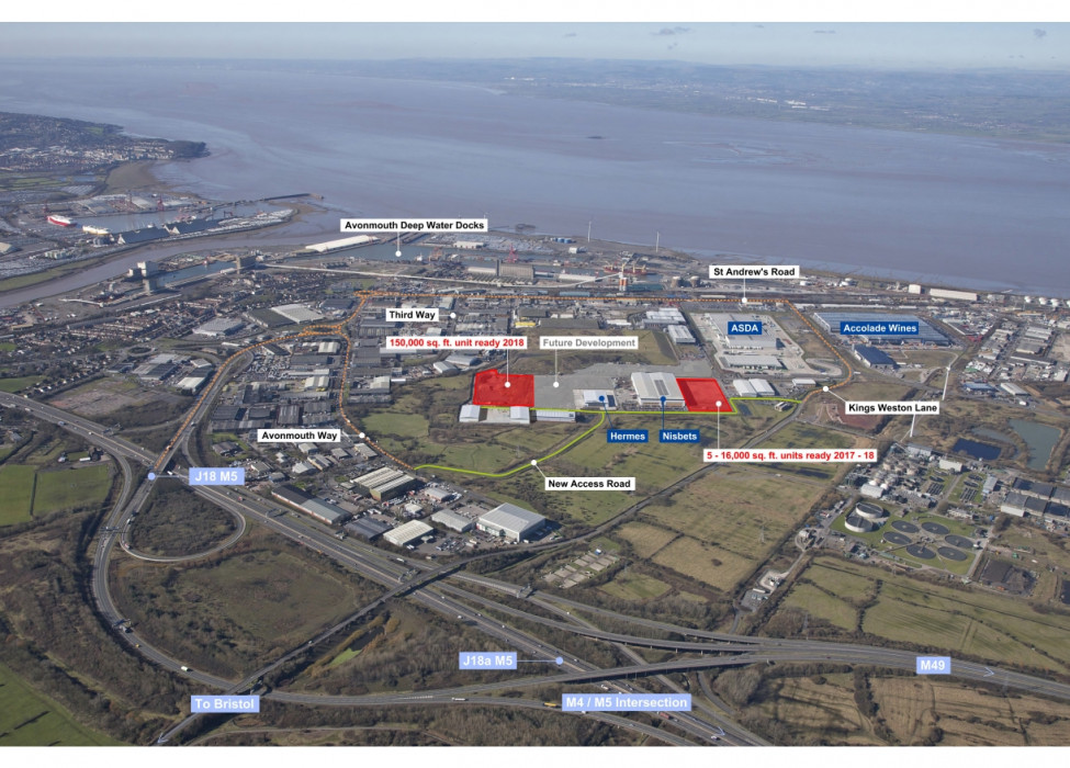 Unit 15 Access 18, AVONMOUTH, BS11 0RS