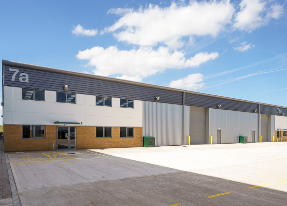 Unit 7B, Block 7 Phase 5 Access 18, AVONMOUTH, BS11 8AZ