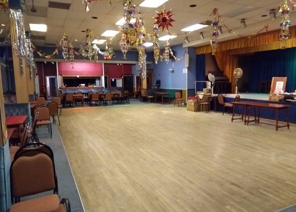 The Royal British Legion, STAPLE HILL, BS16 4NB