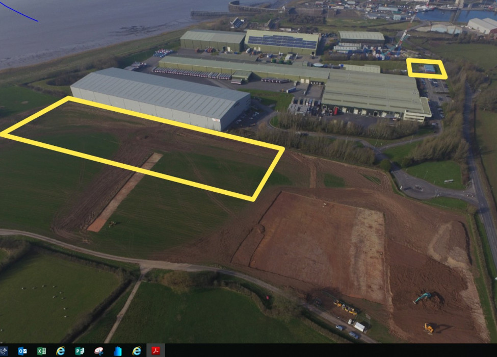 Bristol Gateway Open Storage Land, SHARPNESS, GL13 9UD