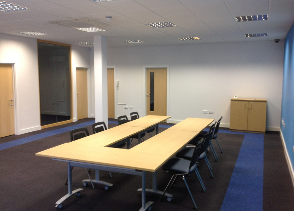Unit 8 Oakwood Business Park, WESTON-SUPER-MARE, BS24 9AY